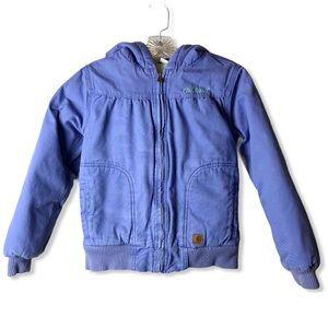 Carhartt girls Sherpa Lined Jacket Coat